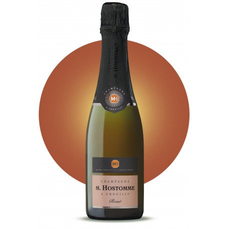 Champagne Rosé Brut de Hostomme