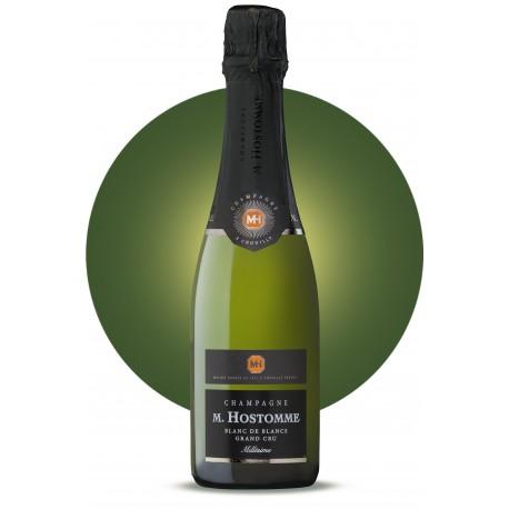 Champagne Millésime 2007 de Hostomme