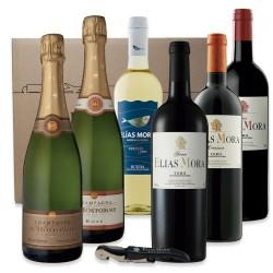 Kit días de vino y rosé
