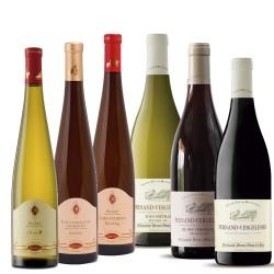 Kit vinos franceses nº 1