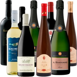 Wine aromas course (9 bottles and box of 12 essences)