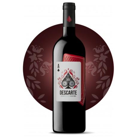 Weinkiste Descarte (6 Flaschen)