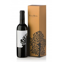 6 bottles of natural red wine Benavides 0,5L (with 6 gift boxes)