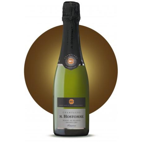 Champagne Réserve Brut de Hostomme
