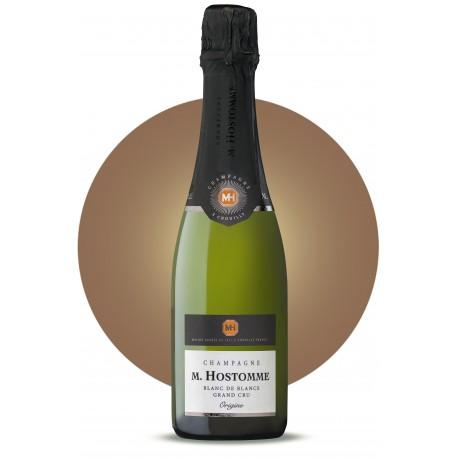 Benajmines de champán francés Hostomme
