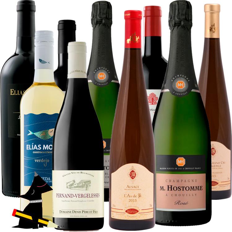 Curso de aromas del vino de Bodega Elías Mora
