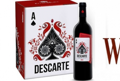 Wine Spectator: 94 points to Descarte